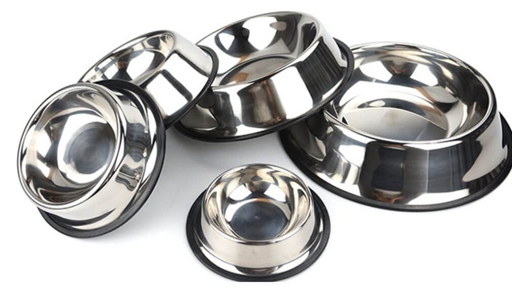 Best stainless steel dog bowl for food & water Buy in Kenya on Petsasa pet store