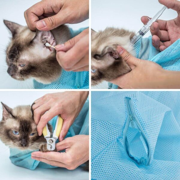 Buy-Multifunctional-Cat-Washing-Bag-Pet-Bathing-Nail-Trimming-Anti-Scratch-Bite-Restraint-Mesh-Cat-Grooming-In-Kenya-Spawtive