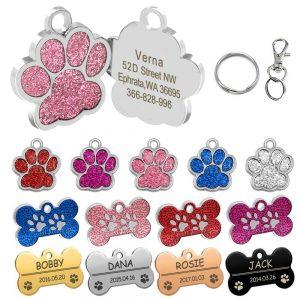 Buy customised pet ID Collar Name Tag for pet cat dog in Kenya on spawtive.co.ke.jpg