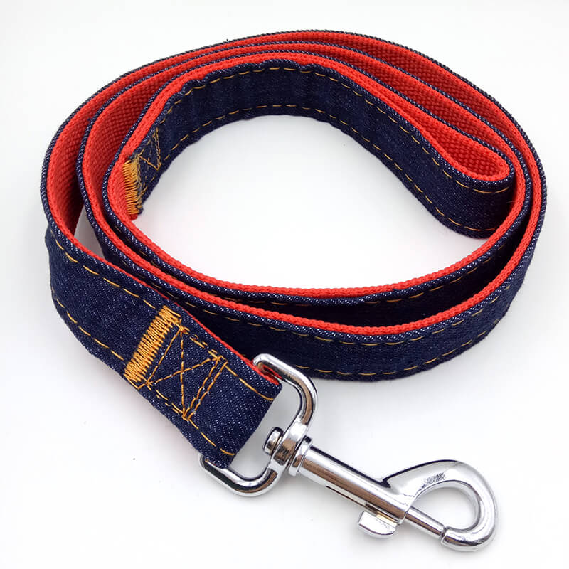 Buy durable Military Grade Denim Dog Leash in Kenya online on spawtive.co.ke