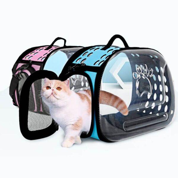 Petsasa-Detachable-Pet-Cat-Carrier-Bag-Outdoor-Travel-Puppy-Dog-Cat-Carrying-Supplies-for-Cats-Kedi-Kitten-Nairobi-Kenya