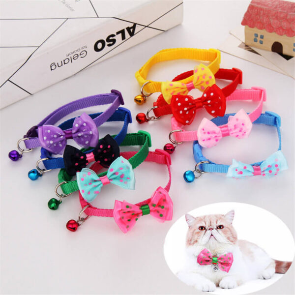 Buy-Adjustable-Pet-Bowknot-Necktie-Collar-Cute-Bow-Tie-Bell-Cat-Kitten-Puppy-Pets-In-Nairobi-Kenya-Spawtive