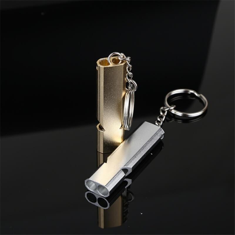 Durable Aluminium Two-tone Dog Training Whistle in Kenya