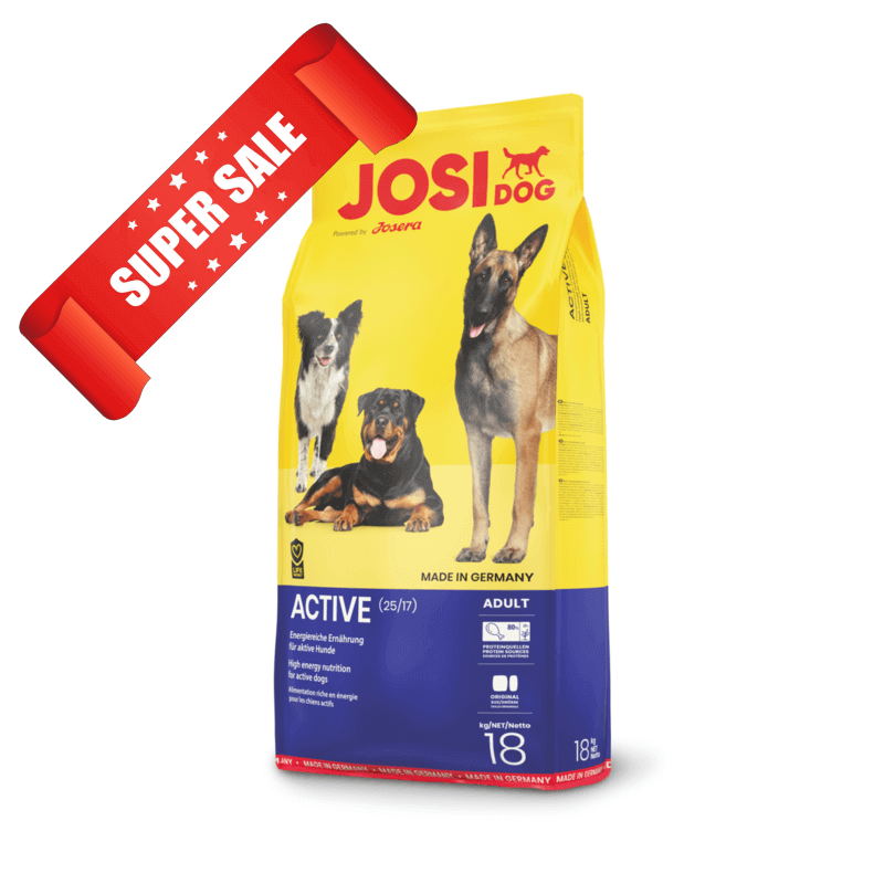 Josera JosiDog Active Dog Food in Kenya for Working Dog German Shephered Food from Petsasa