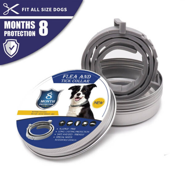 Flea And Tick Collar for Dogs dogs in kenya anti-flea anti-tick repellent