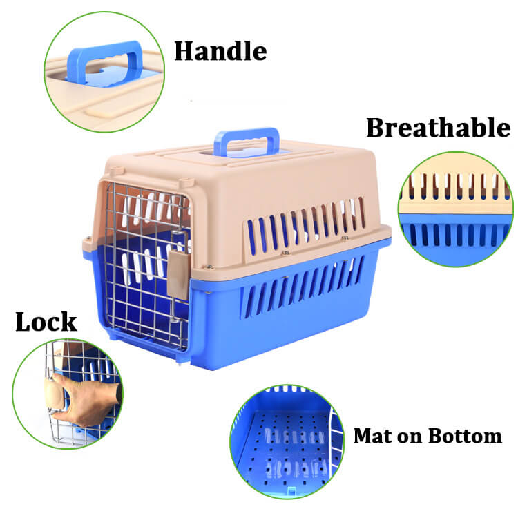 The best pet carrier crate box in kenya for cats and dogs