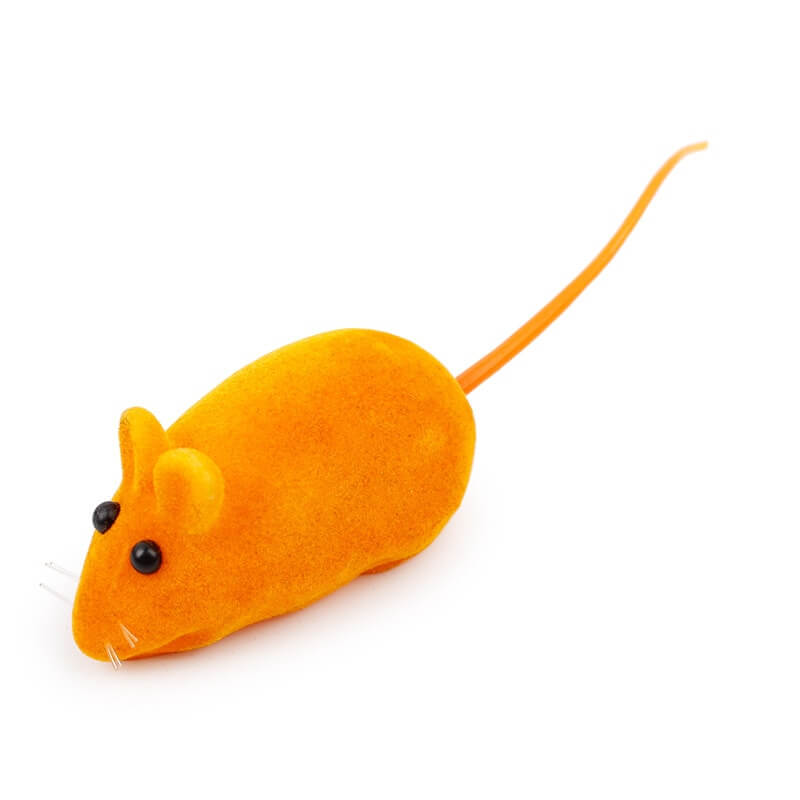 Best False Mouse Rat Squeaky Toy For Kitten Cat