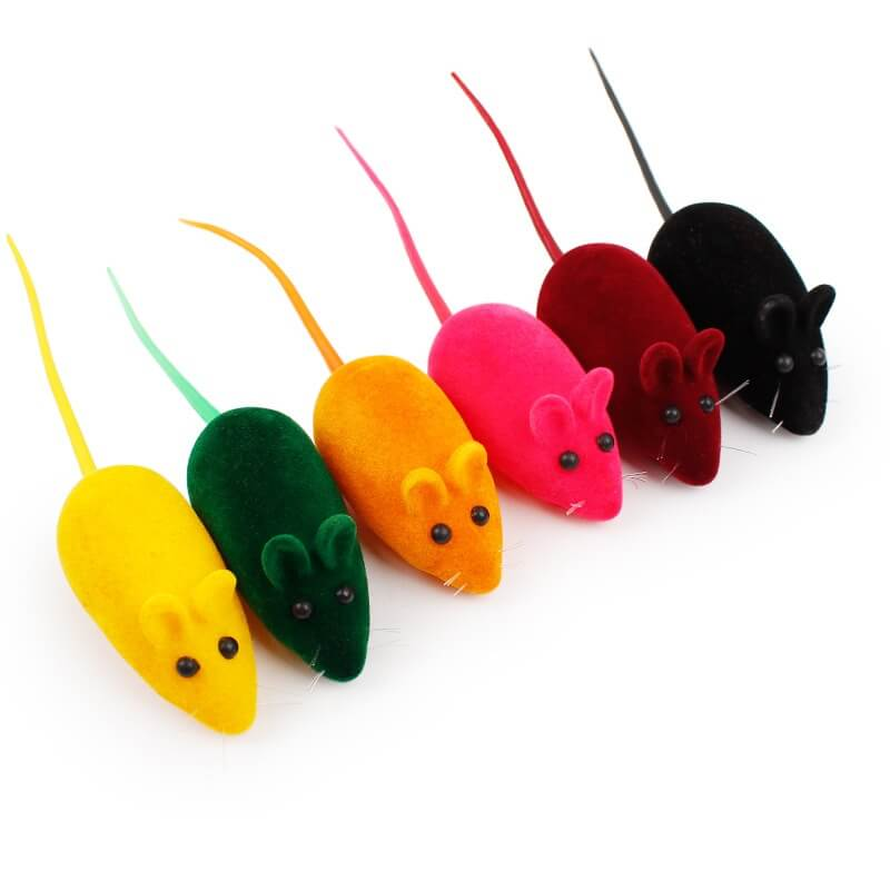 Buy False Mouse Rat Squeaky Toy For Kitten Cat in Kenya