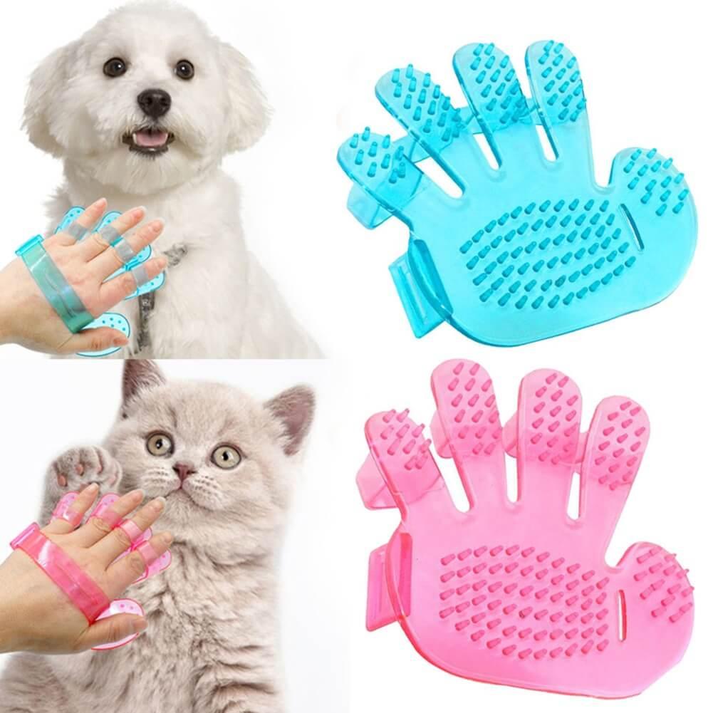 Cat and Dog Grooming Bath Glove Brush in Kenya
