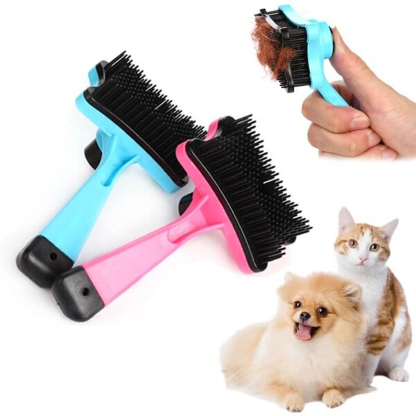 Slicker Pet Hair Remover Grooming Brush in kenya