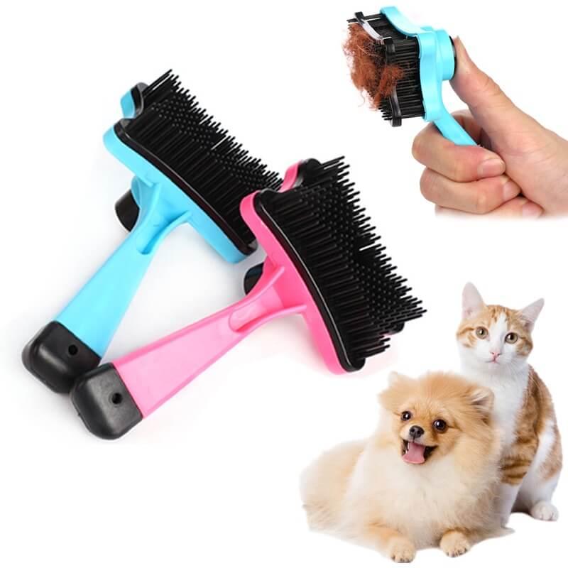 Slicker Pet Hair Remover Grooming Brush in kenya