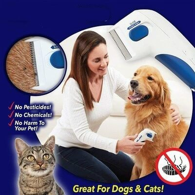 Buy Flea Doctor Electronic Flea Comb for Dogs & Cats in Kenya