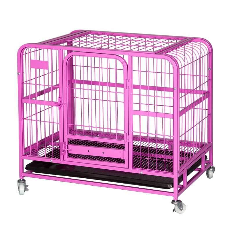 Best Petsasa Strong Dog Crate Kennel for Indoor House Dog with Wheels & Toilet Tray on Petsasa Kenya