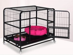 Best Strong Dog Crate Kennel in Kenya