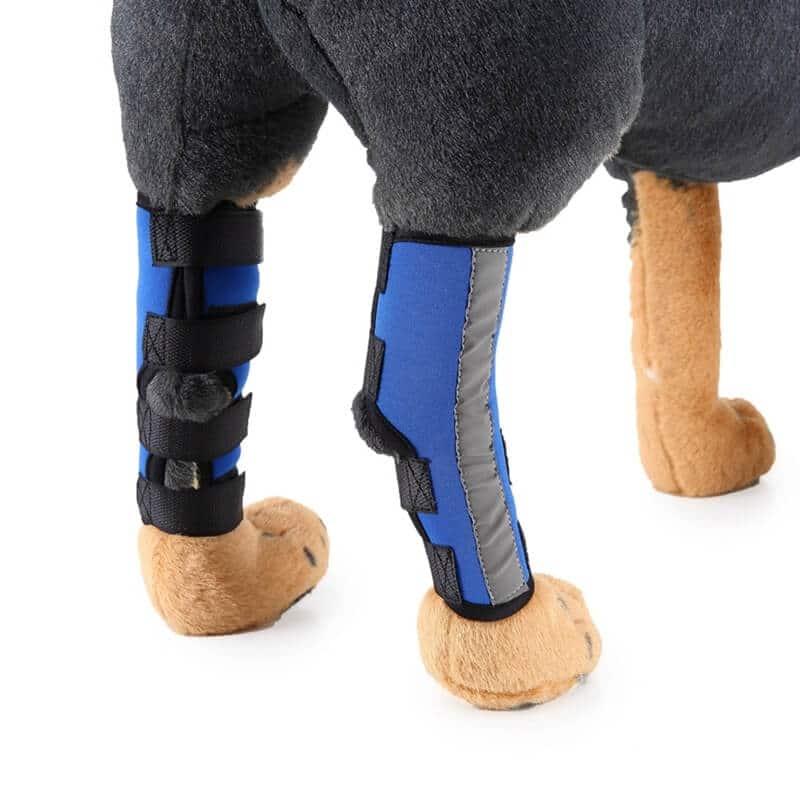 Petsasa Dog Leg Hock Brace Compression Bandage
