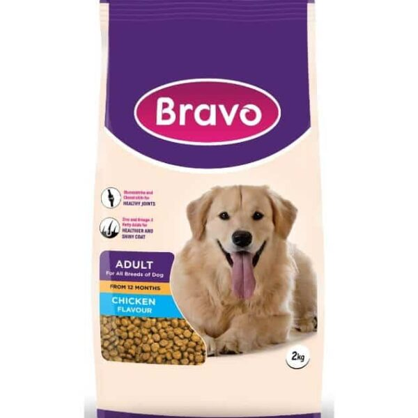 Bravo Adult Dry Dog Food in Kenya