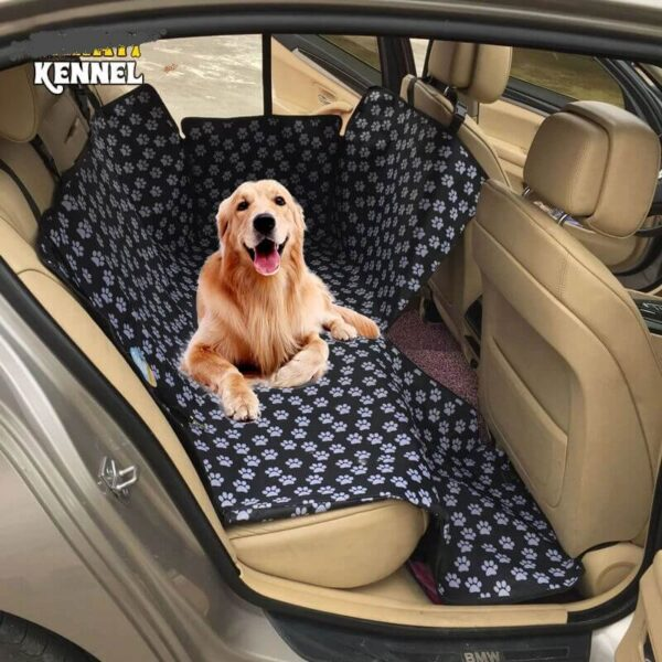 Buy Pawprint Waterproof Dog Car Seat Cover PetSasa Kenya