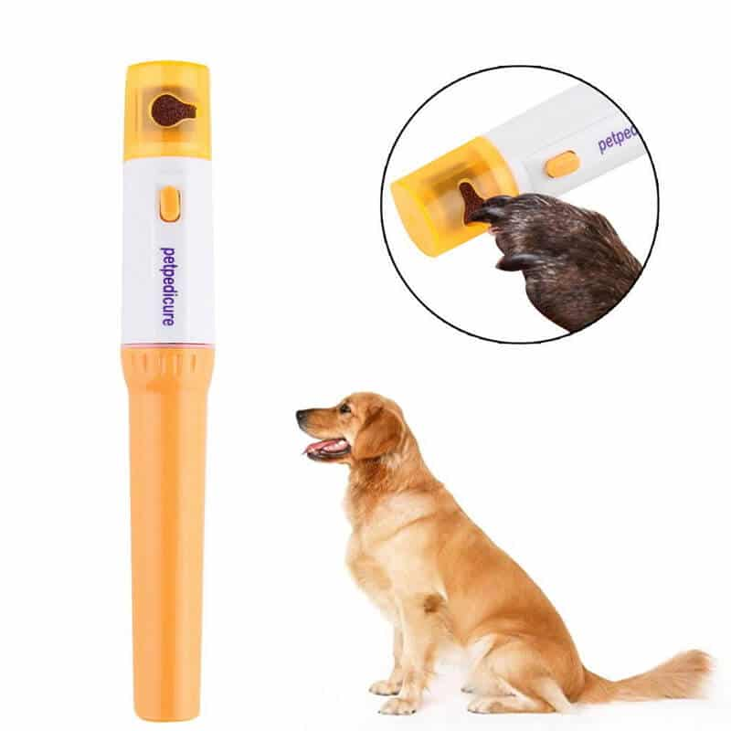 PetSasa Pedicure nail grinder for cats and dogs