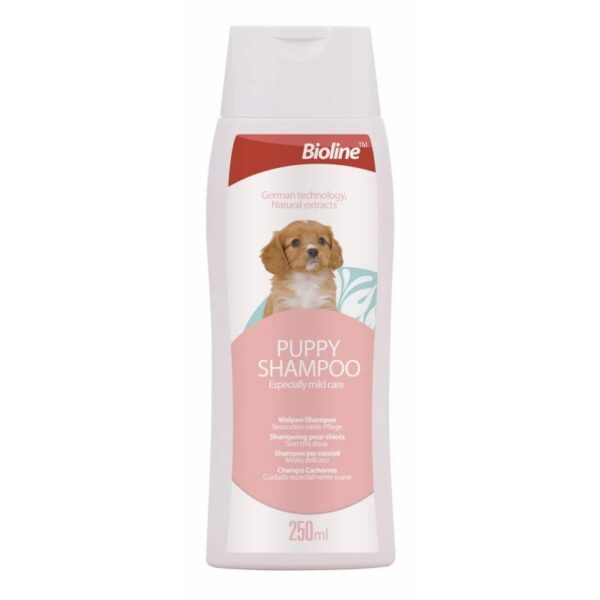 Buy Bioline Puppy Shampoo in Kenya on Petsasa pet store