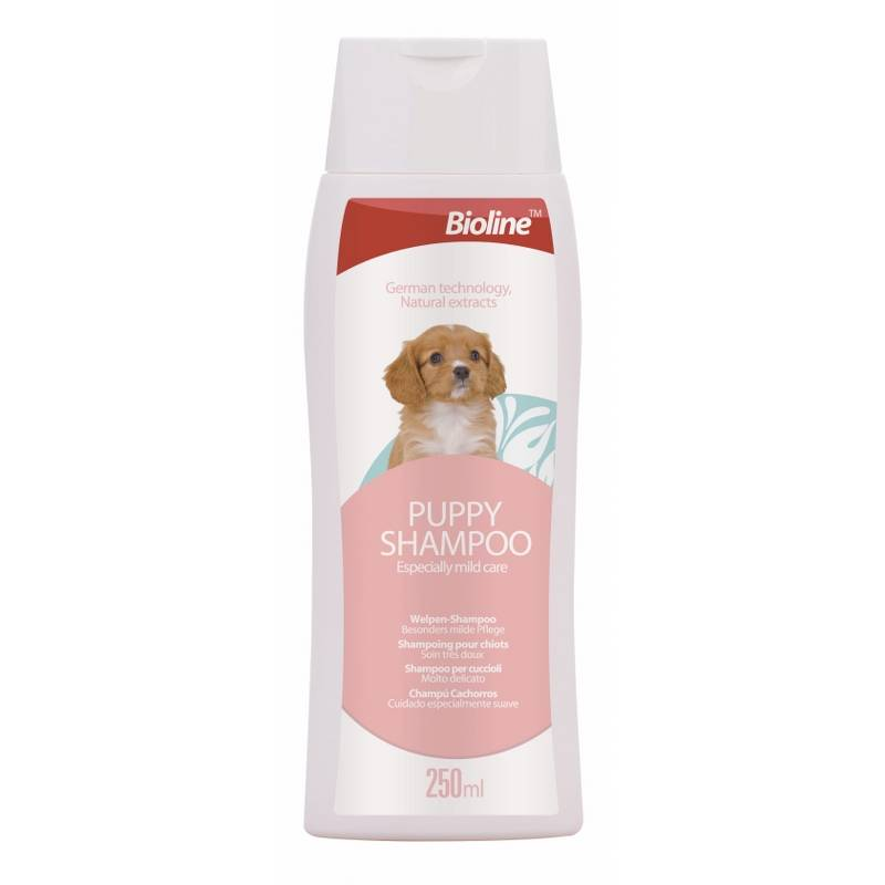 Buy Bioline Puppy Shampoo in Kenya on Petsasa pet store
