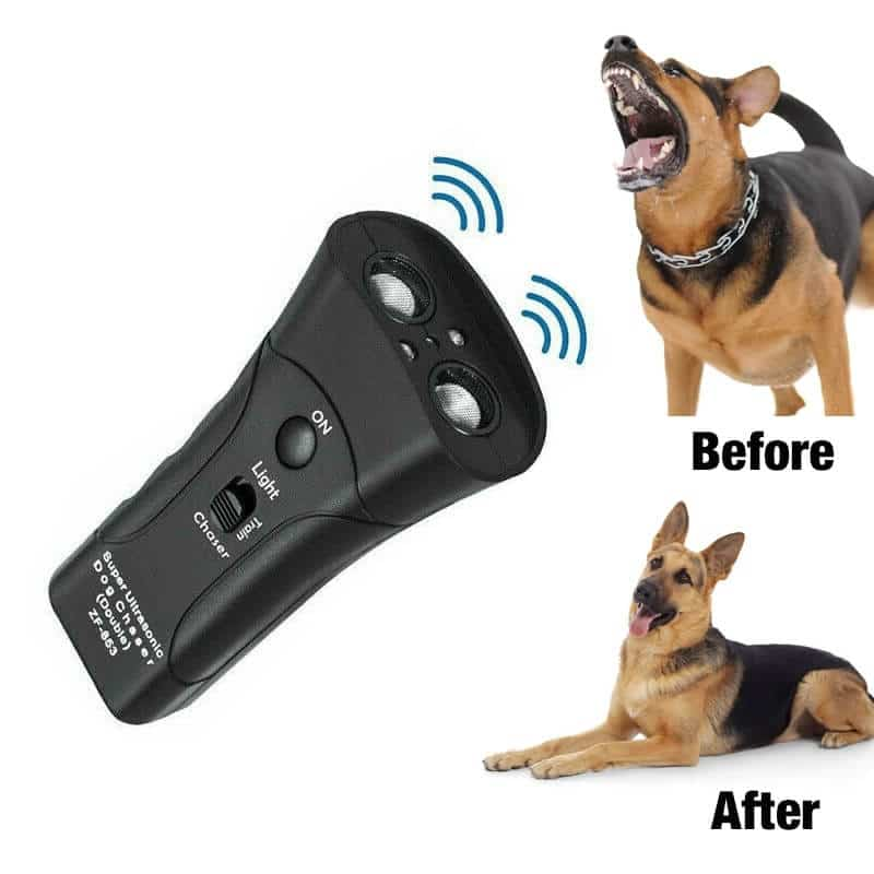 Ultrasonic Bark Control Dog Deterrent