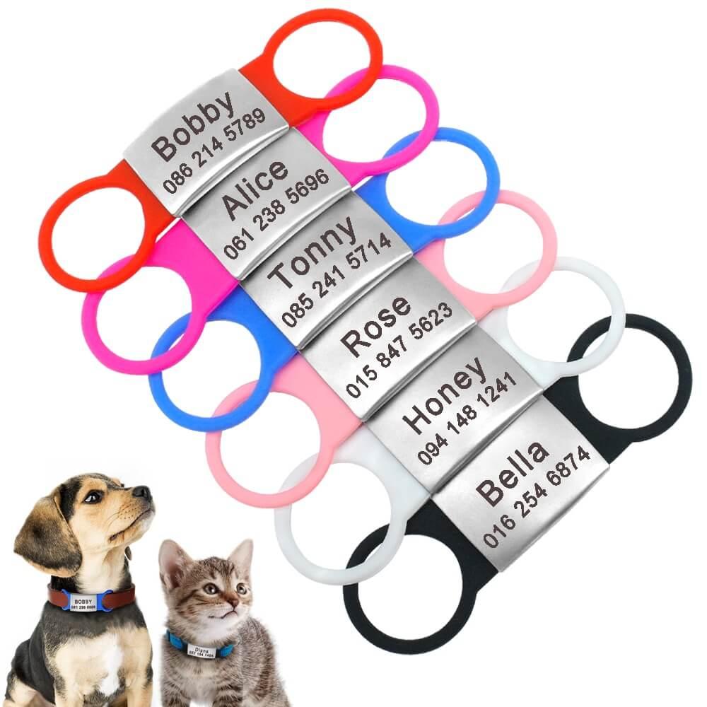Buy Petsasa Universal Personalised Dog & Cat Pet Name ID Tag in Kenya