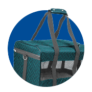 Cat Carriers, Bags & Travel