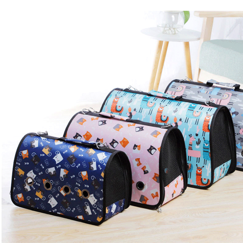 Petsasa Cute Breathable Dog and Cat Carrier Bag for Travel in Kenya