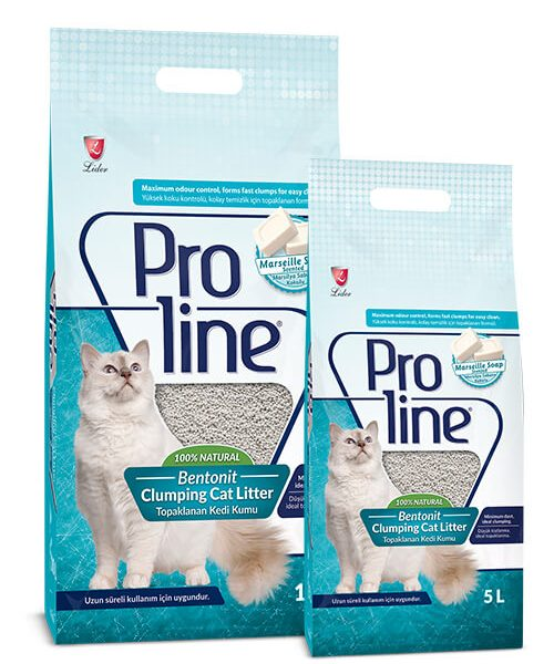 Petsasa Proline Bentonite Marsaille Soap Scented Clumping Cat Litter in kenya