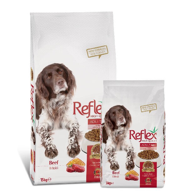 Petsasa Reflex High Energy Beef Adult Dog Food in Nairobi Kenya