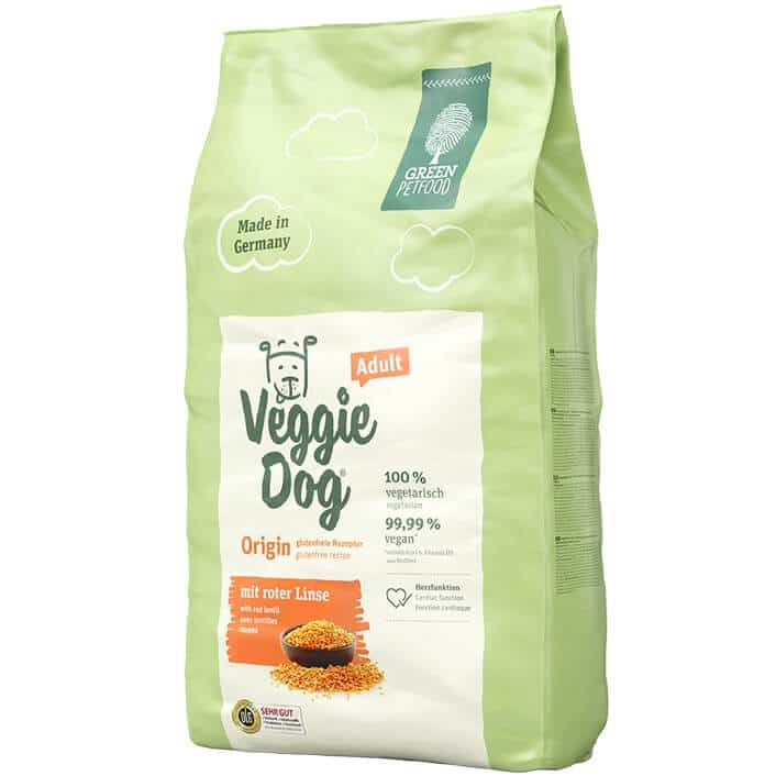 Buy VeggieDog Origin Adult Vegetarian Dog Food in Kenya on Petsasa