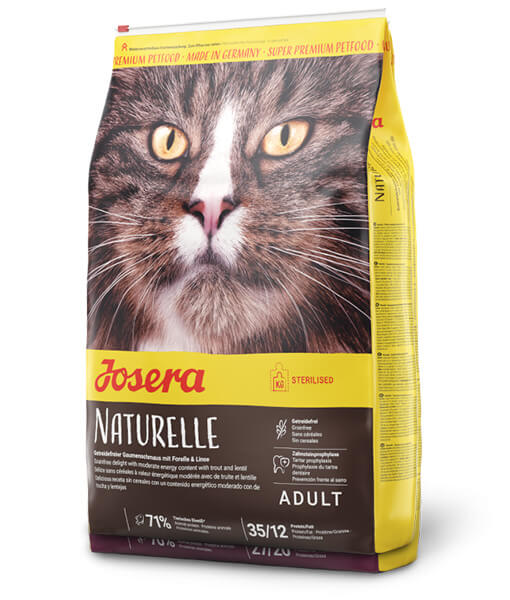 Buy Josera Naturelle Grain Free Cat Food in Kenya pet store near me Petsasa
