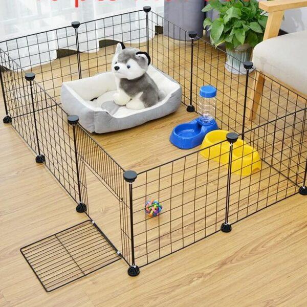 Buy Pet Play Pen for Dogs Rabbits in Kenya Petsasa Dog Pen INdoor