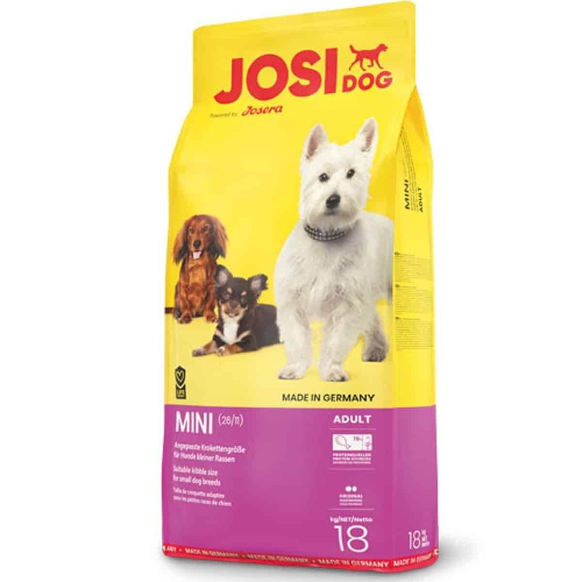 Buy Josera JosiDog Mini Small Breed Dog Food in Nairobi o Petsasa Pet store shop