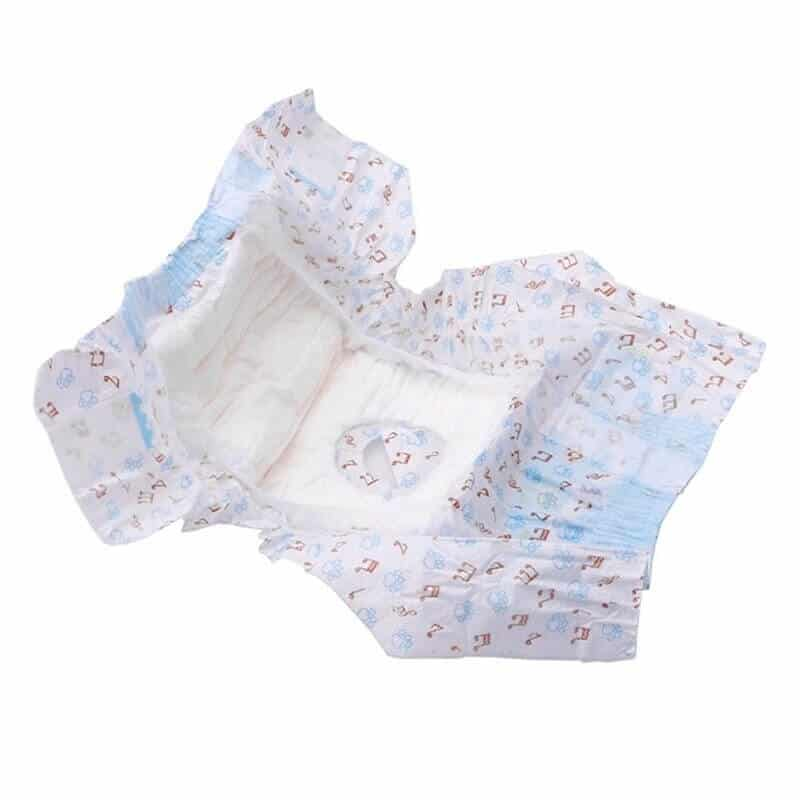 Disposable Female Dog Diapers