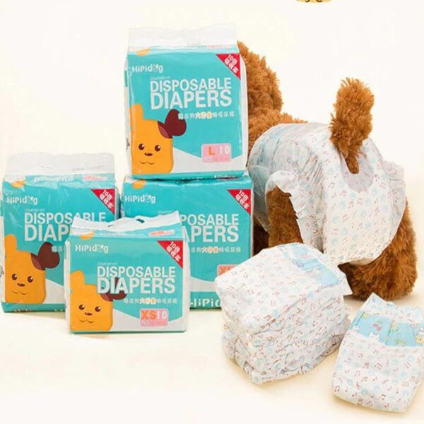 Buy Disposable Female Dog Diapers on Petsasa Kenya Pet store