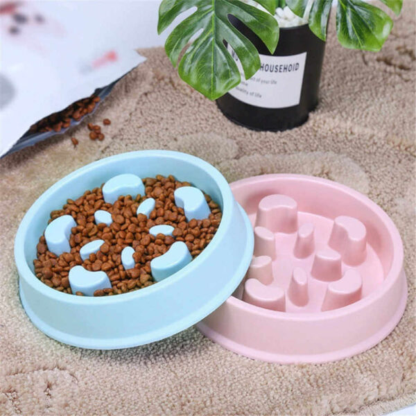 Buy Pet Slow Feeder Dog Bowl, Anti Skid in Kenya