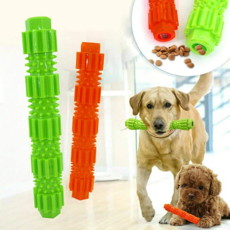 Durable Aggressive Chew Dog Toothbrush Stick Dog Treat Toy in Kenya