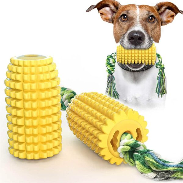 Buy Corn Dog Chew Toy for aggressive large dog breeds in Kenya