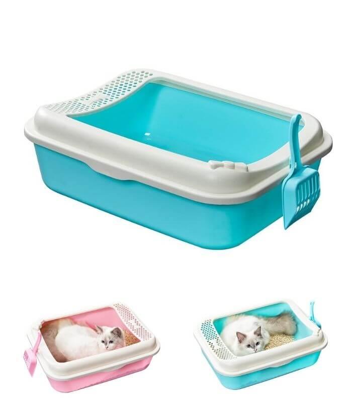 Buy Smart Paws Open Cat Litter Box Pan