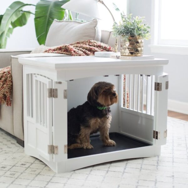 Best Double Door Dog Crate, End Table in Kenya