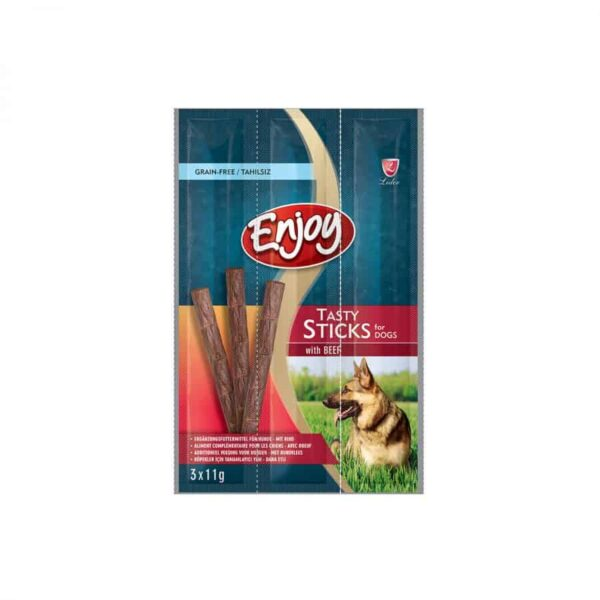Buy Best Enjoy Tasty Sticks With Beef Dog Snacks on Petsasa Pet Shop in Kenya