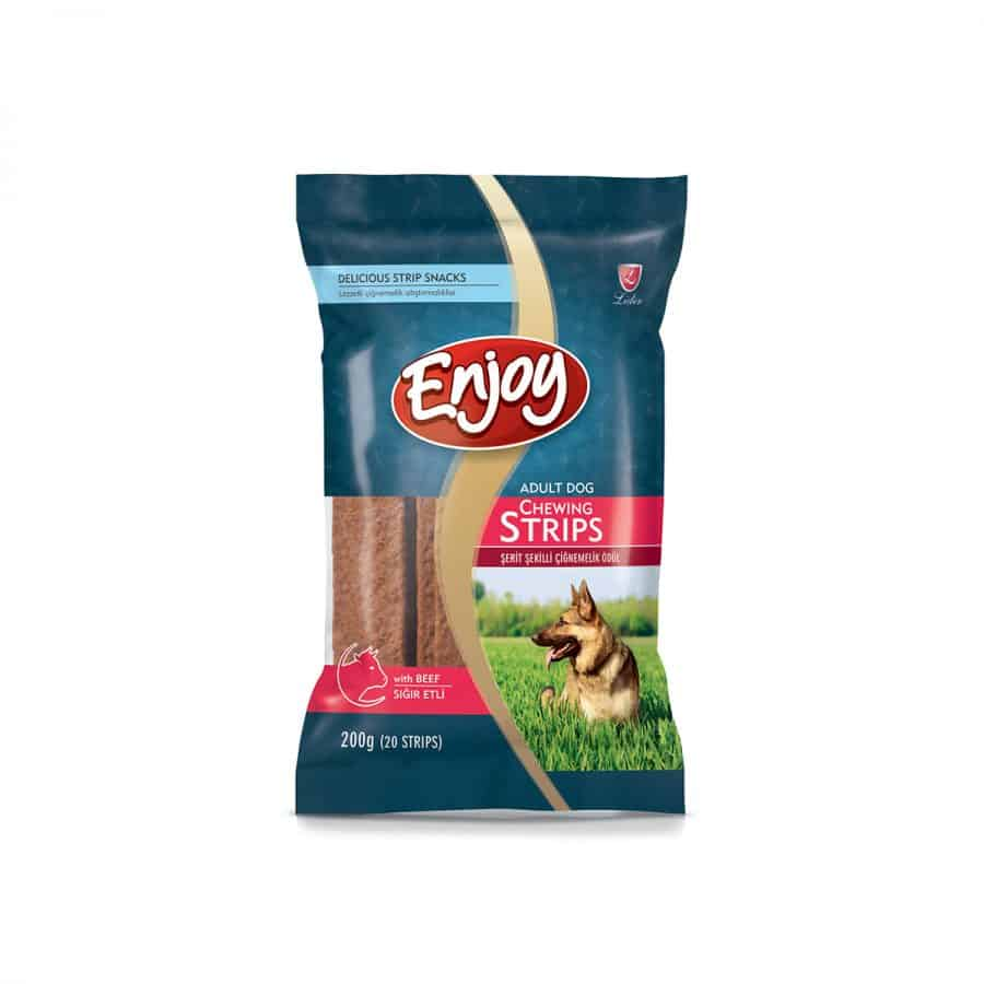Buy Enjoy Chew Strips Dog Treats With Beef in Kenya on Petsasa