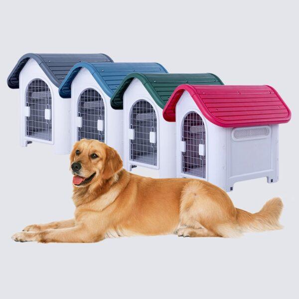 Best Outdoor Dog House Cottage Dog Kennel House in Kenya
