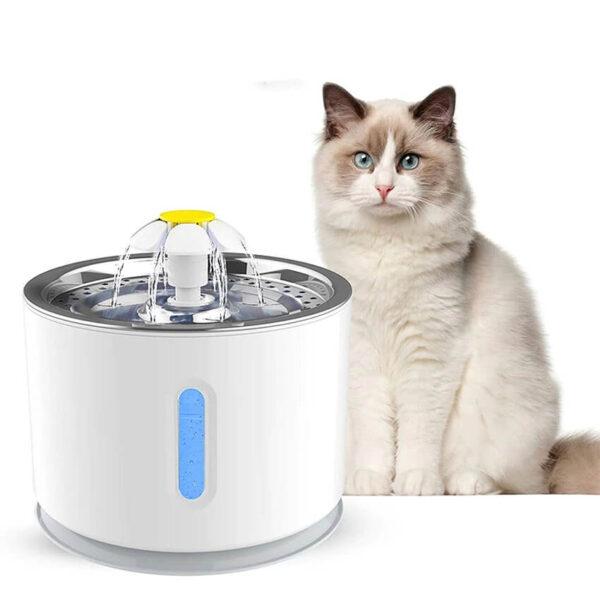 Buy Automatic Cat Water Fountain Online in Kenya on Petsasa Pet Store Karen