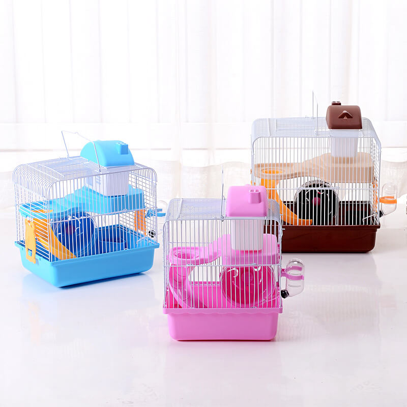 Buy Luxury Cottage Hamster Cage & Play Pen on Sale in Kenya at Petsasa Pet Store