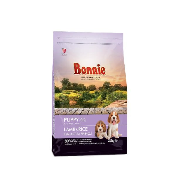 Buy Bonnie Lamb & Rice Puppy Food Online in Kenya at Petsasa Pet Shop Nairobi Muthaiga