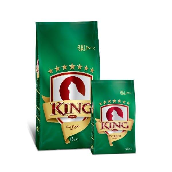 Buy King Plus Adult Dry Cat Food from Pet Store near me in Kenya, Nairobi, Mombasa, Kisumu or Nanyuki