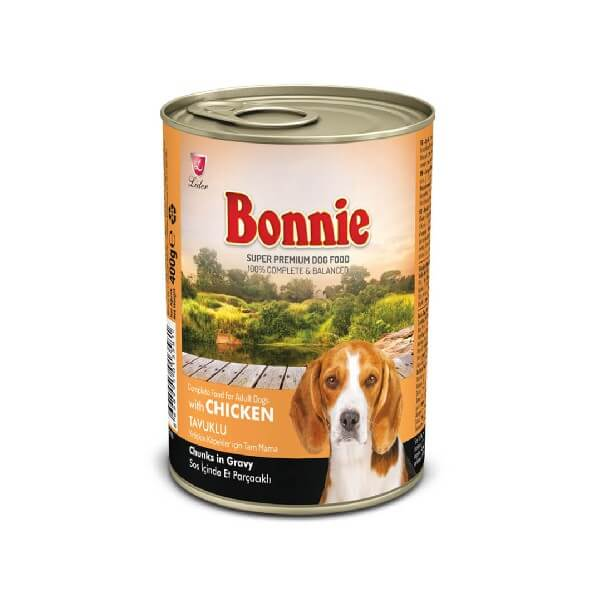 Buy Bonnie Chicken Adult Dog Can Food in Kenya Pet PawFection