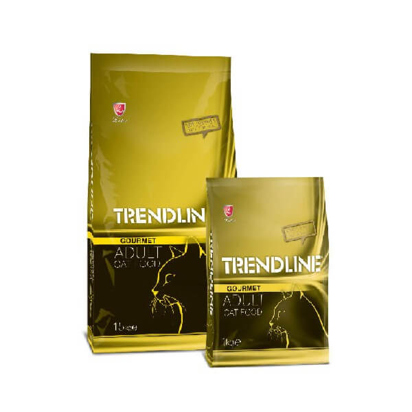Buy Trendline Gourmet Adult Cat Food in Kenya on Petsasa Pet Shop